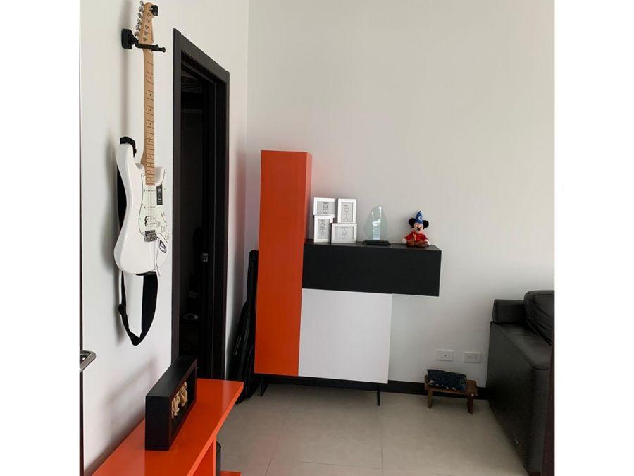 apartamento en rohrmoser amoblado y exclusivo a1095