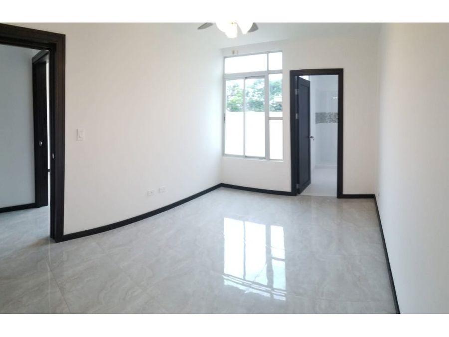 apartamento en rohrmoser amplio centrica ubicacion v0376
