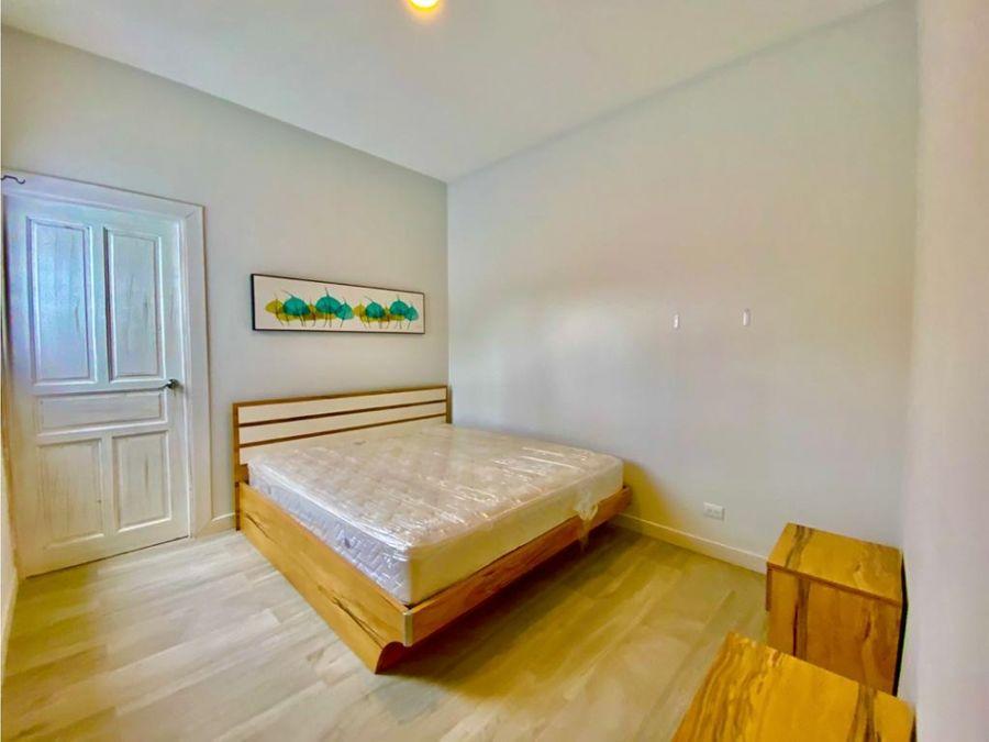 apartamento en sabana amoblado y con servicios a1138