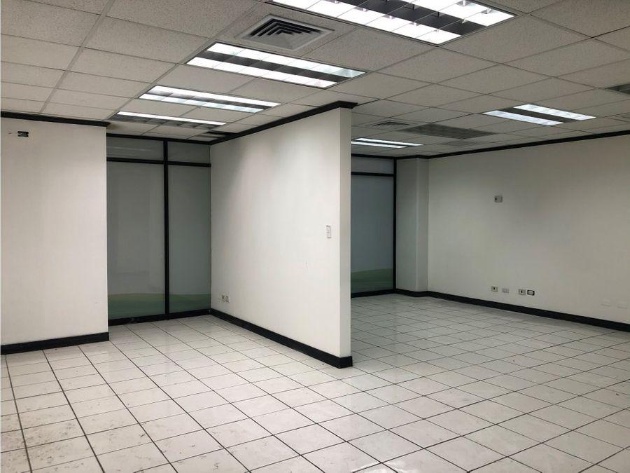 oficina en rohrmoser muy amplio de alto perfil a0813