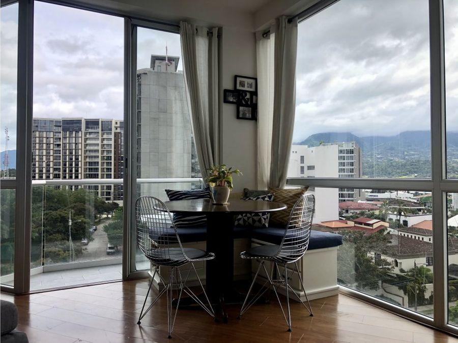 apartamento en rohrmoser para inversion v0289