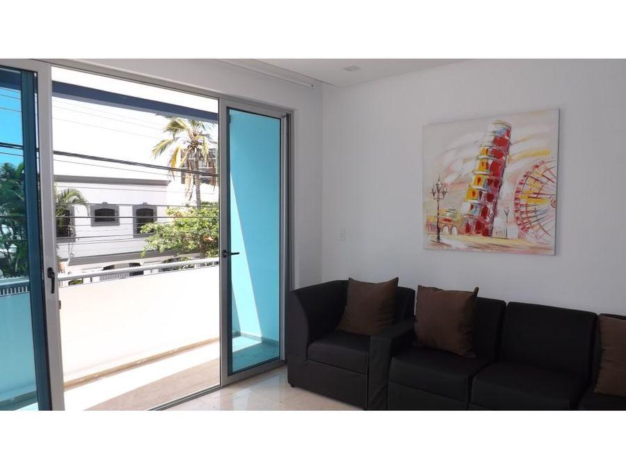 apartamento en rohrmoser full amoblado a0867