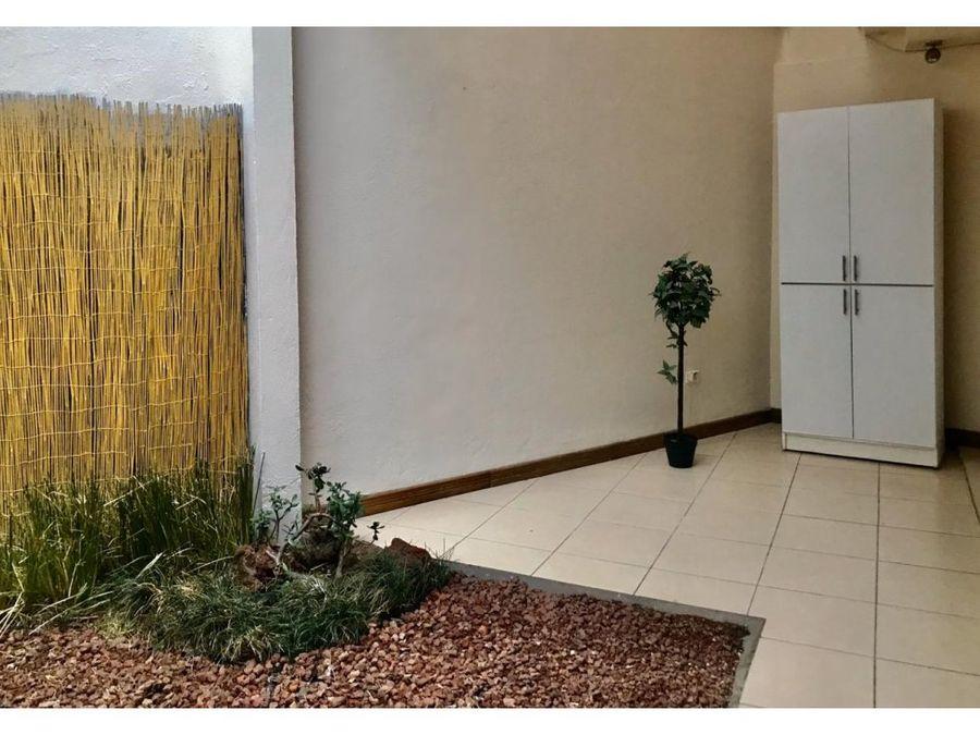 casa en rohrmoser amplia y en condominio a1012