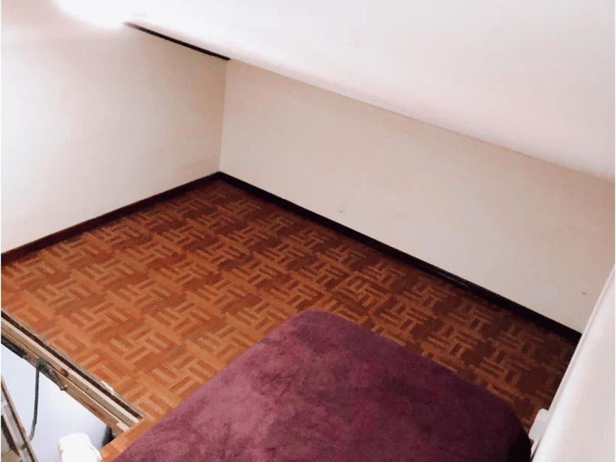 casa en rohrmoser segura y remodelada v0387