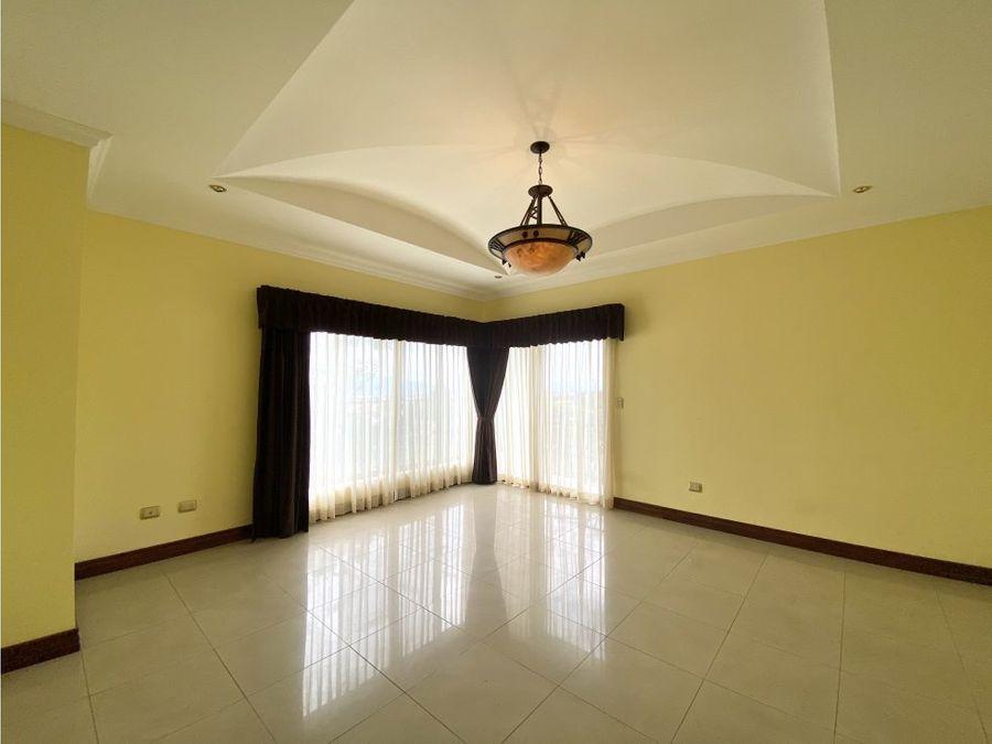 casa en curridabat espectaculares acabados v0356