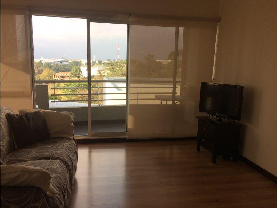 apartamento en sabana amoblado y equipado a1070