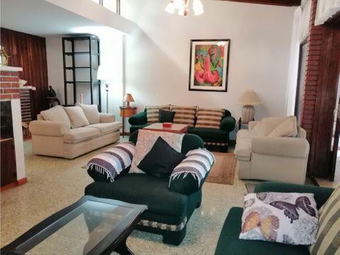 casa en sabana la mejor opcion en la zona v0360