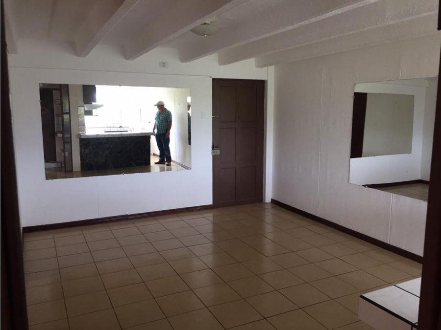 apartamento en venta en moravia v0341