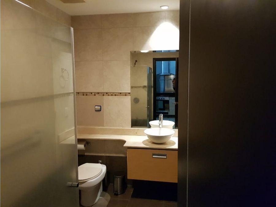 apartamento en santa ana full amoblado a1027