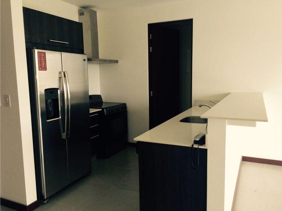apartamento en escazu incluye linea blanca a0228