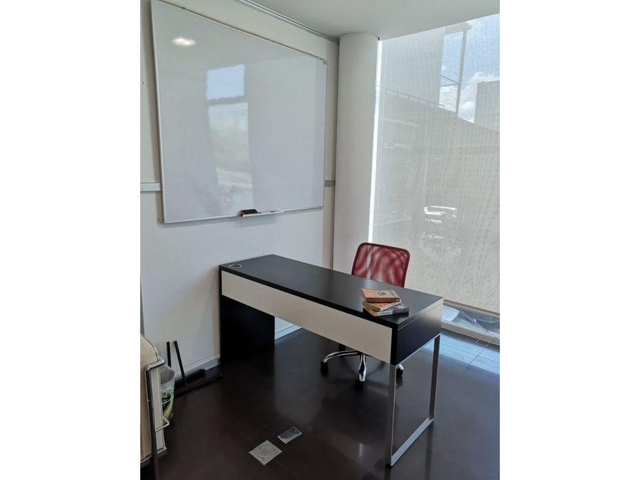 oficinas en santa ana incluye mobiliario a0430