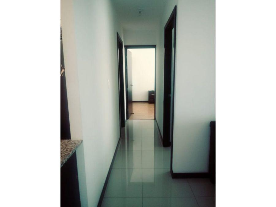 apartamento en santa ana excelentes amenidades v0132