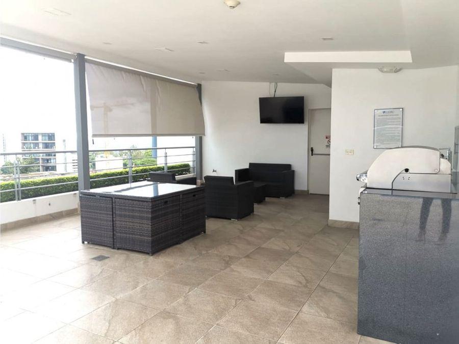 apartamento en rohrmoser listo para estrenar v0197