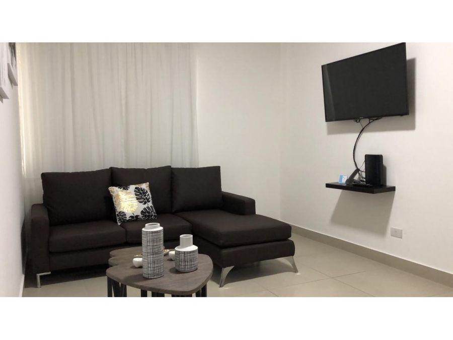 apartamento en sabana centrica zona a0481