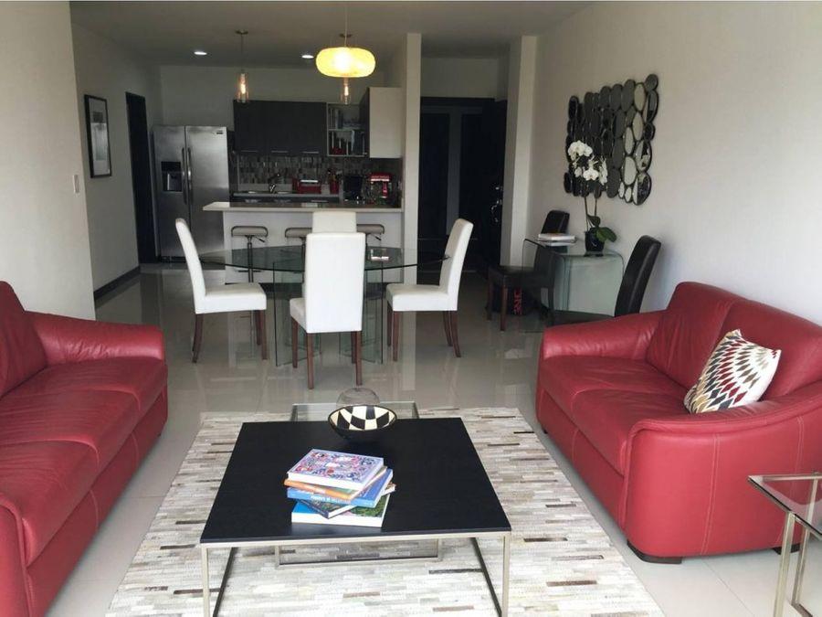 apartamento en santa ana incluye linea blanca v0150