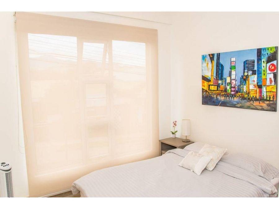 apartamento en rohrmoser exclusiva torre v0175