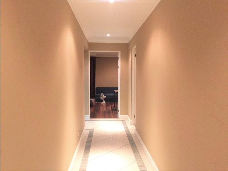 casa en rorhmoser con apartamento arriba v024