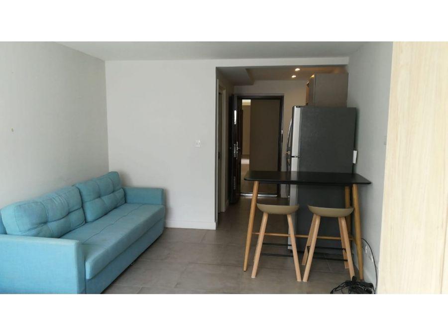 apartamento en sabana tipo studio con servicios a1141