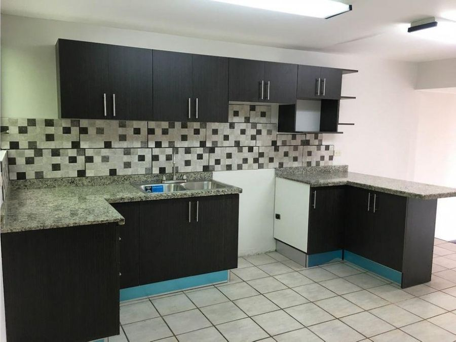 apartamento en rohrmoser excelente ubicacion a1178