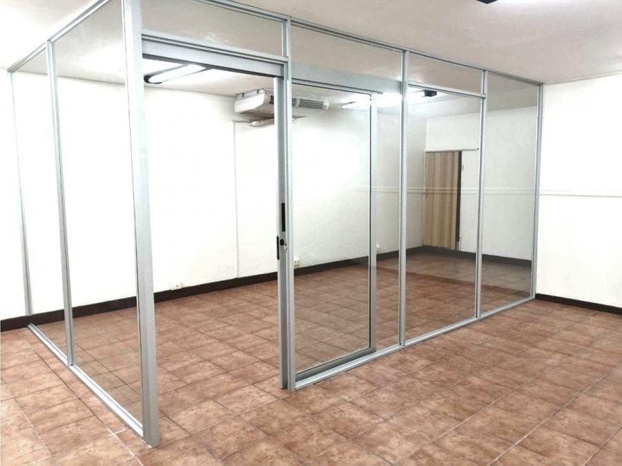 oficina en alquiler en sabana a0940