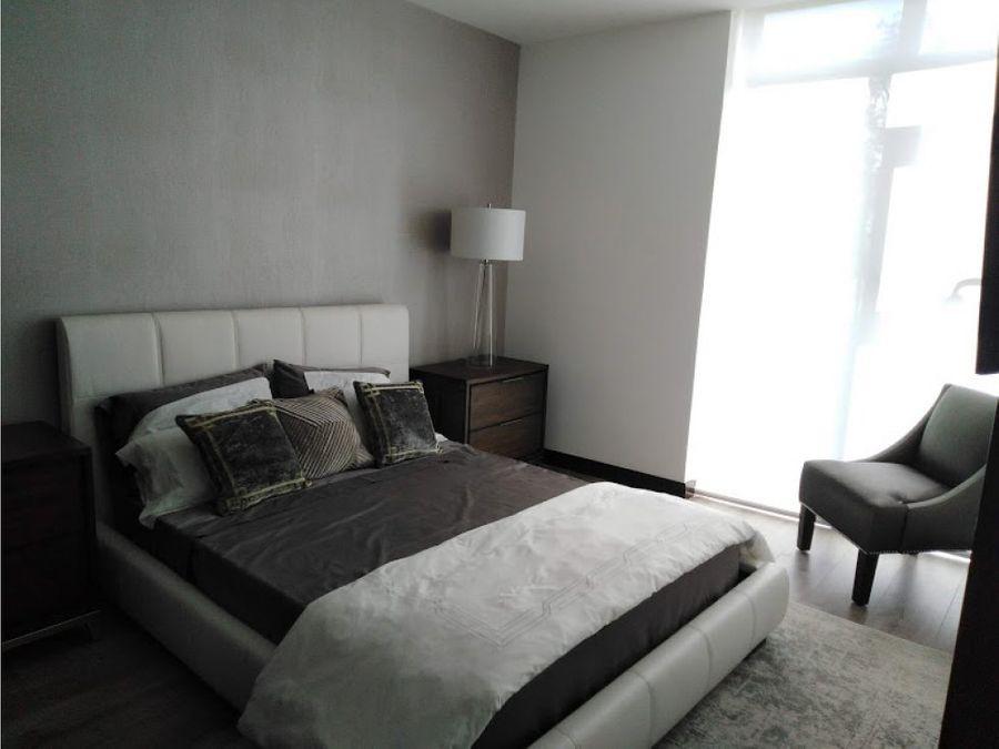 apartamento en escazu totalmente nuevo v0271