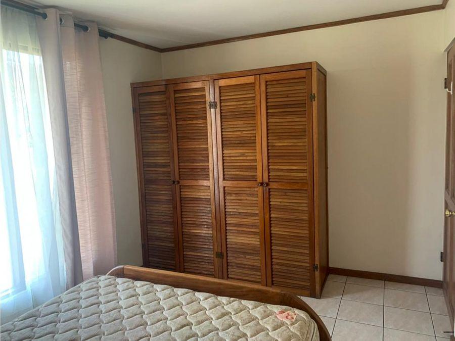 apartamento en escazu full amoblado a0941