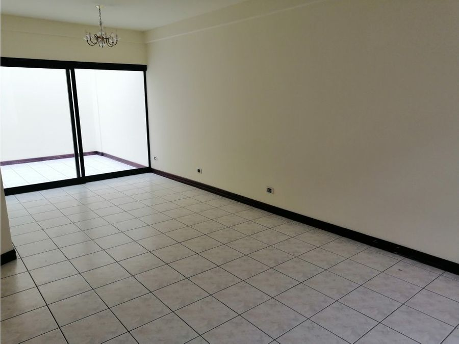 casa en rohrmoser en bello condominio a1043