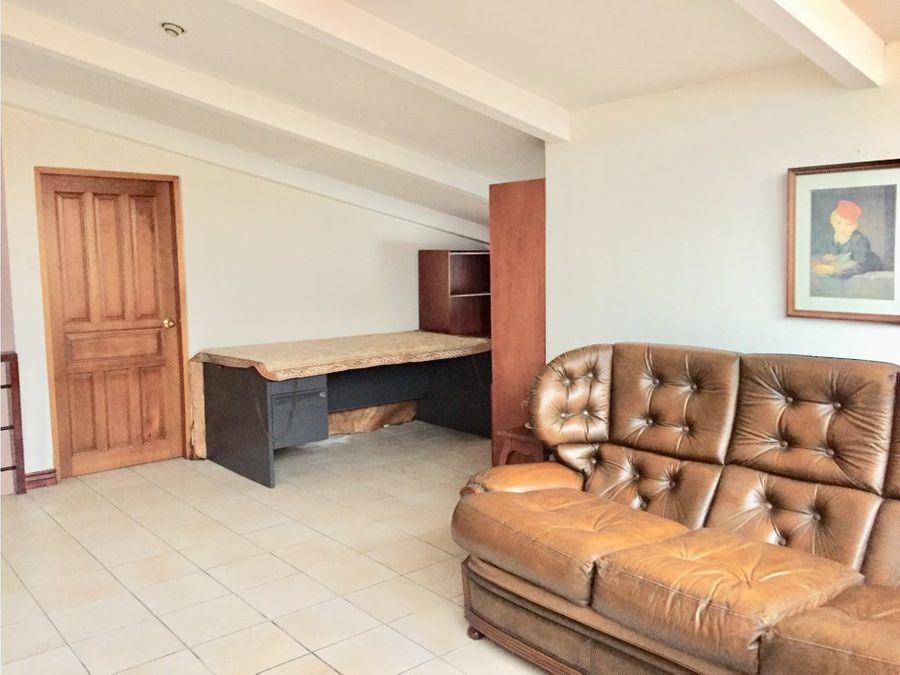 apartamento en nunciatura excelente zona v0235