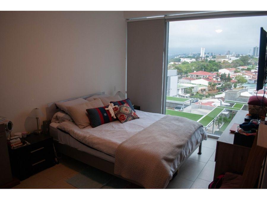 apartamento en rohrmoser exclusiva torre y amenidades a1083