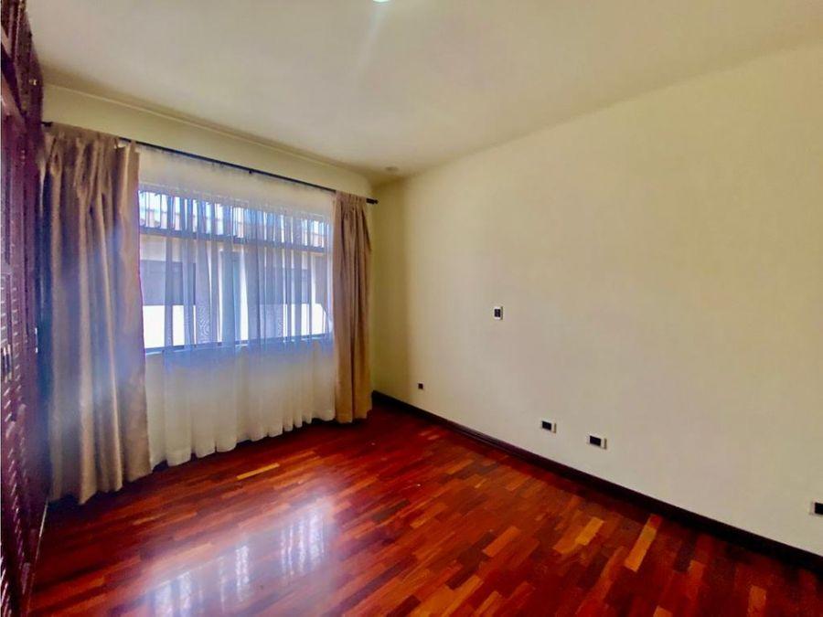 casa en rohrmoser nunciatura condominio a1206