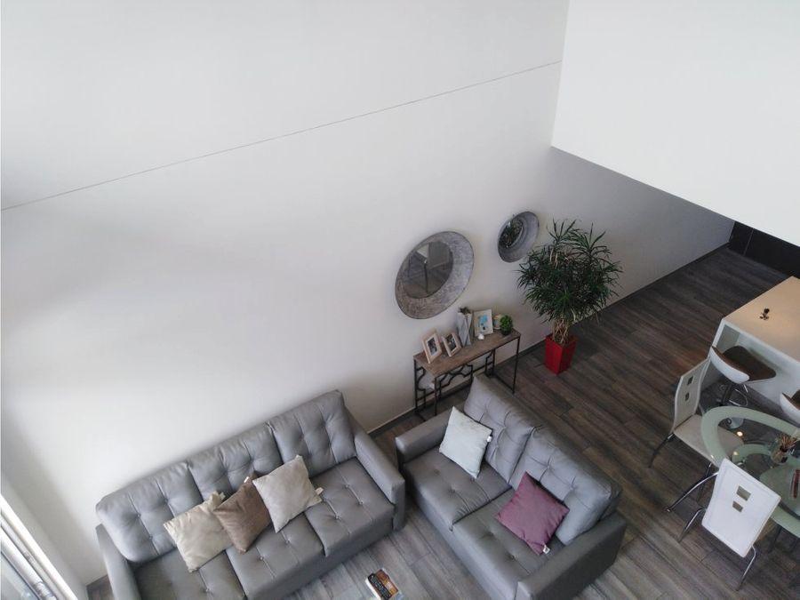 apartamento en santa ana amplio con bellas amenidades v0268