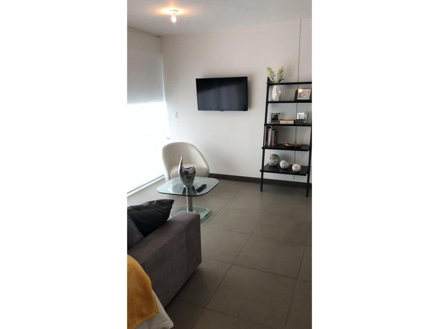 apartamento en rohrmoser exclusiva torre v0227