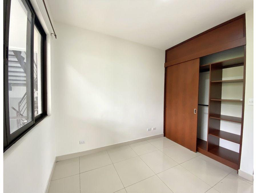 apartamento en san pedro amplio y muy iluminado a1086