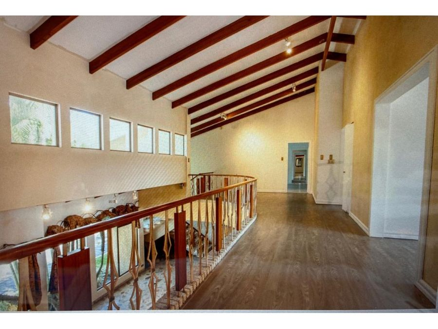 casa en rohrmoser espectacular uso mixto a1181