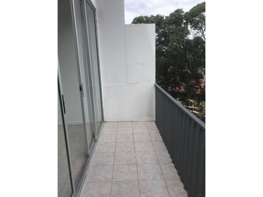 apartamento en alquiler en sabana a0960