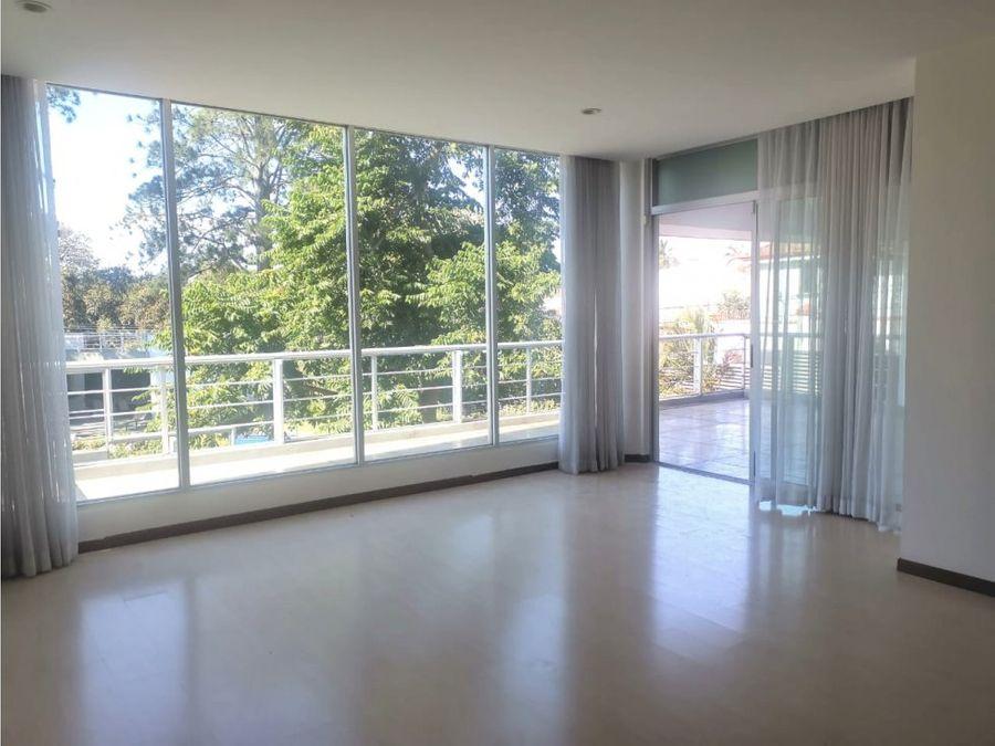 apartamento en escazu amplio con bellas vistas a0873