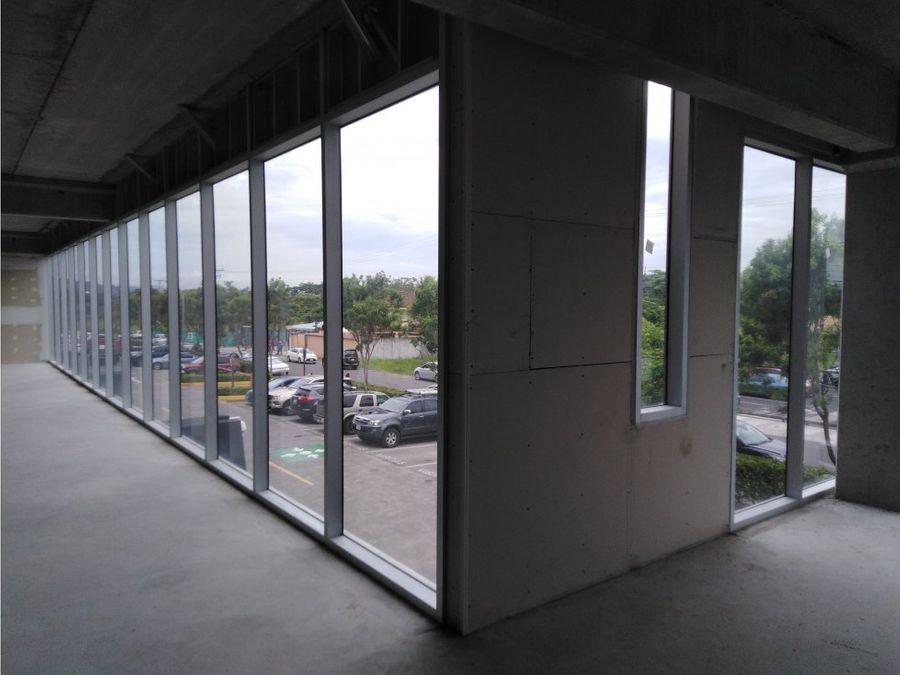 oficinas en san ana adaptable a su gusto v0212