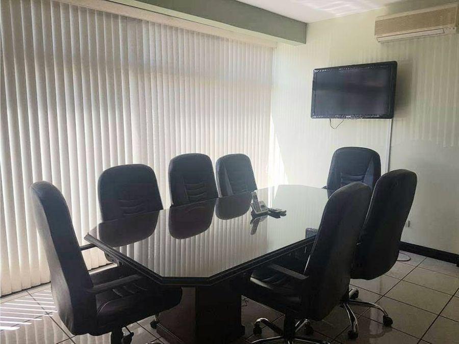 oficina en rohrmoser excelente oportunidad a0931