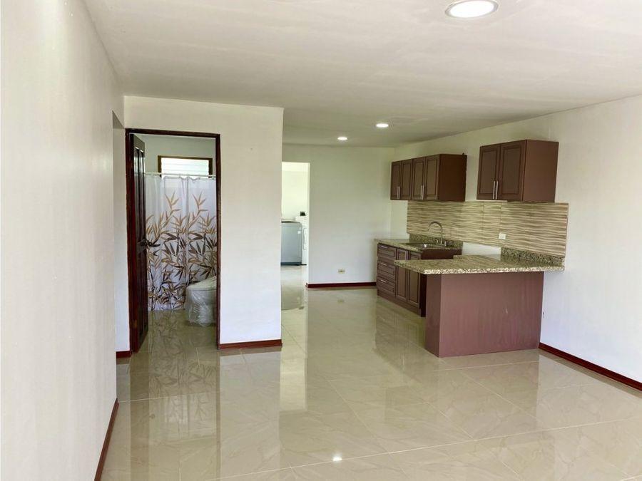 apartamento en rohrmoser con excelente ubicacion a1107