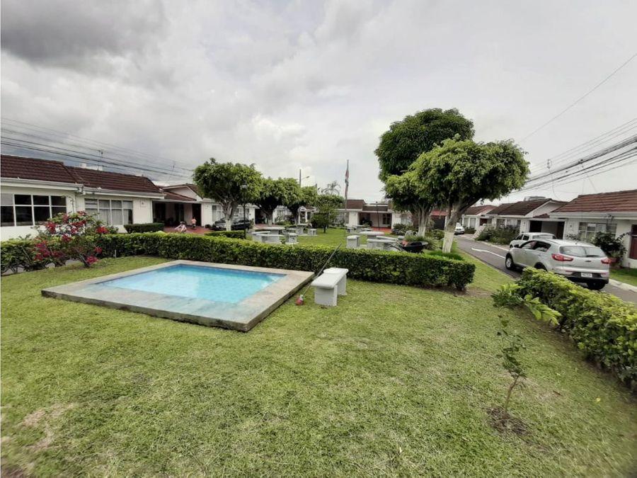 apartamento en sabana oportunidad en condominio v0353