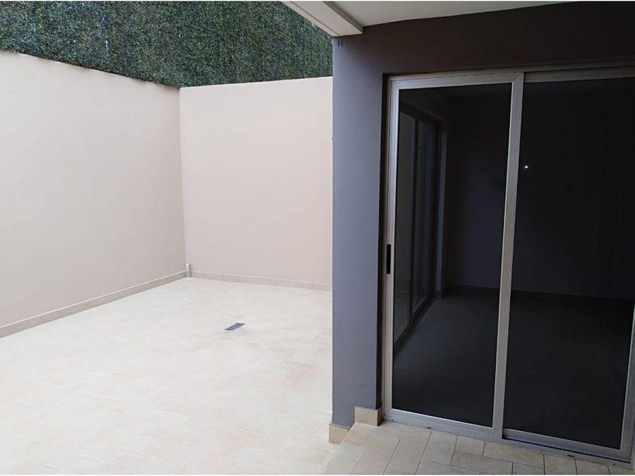 apartamento en sabana con amplia terraza a0478