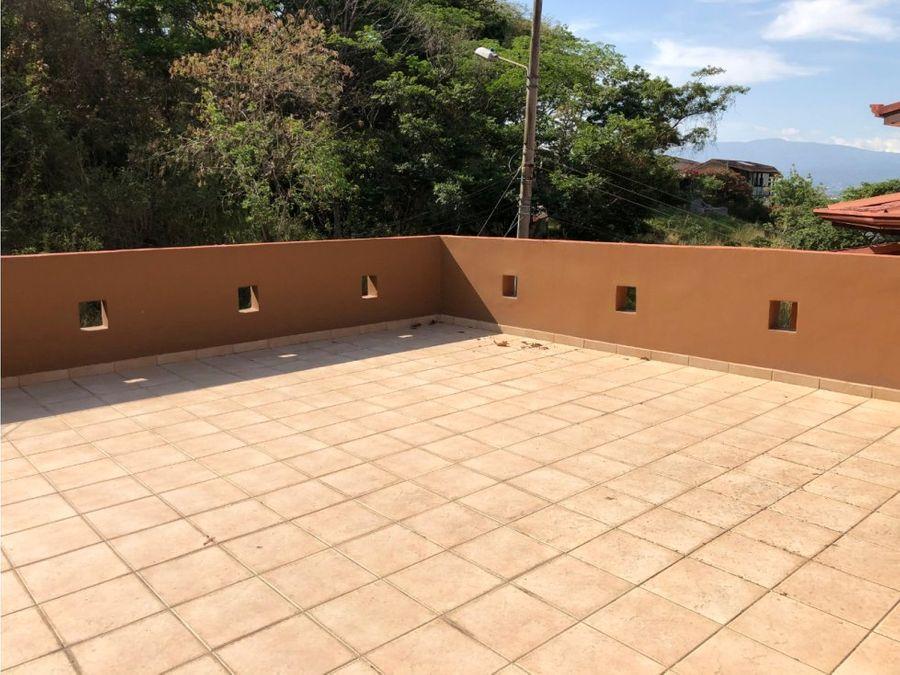 casa en santa ana con vista panoramica v0222