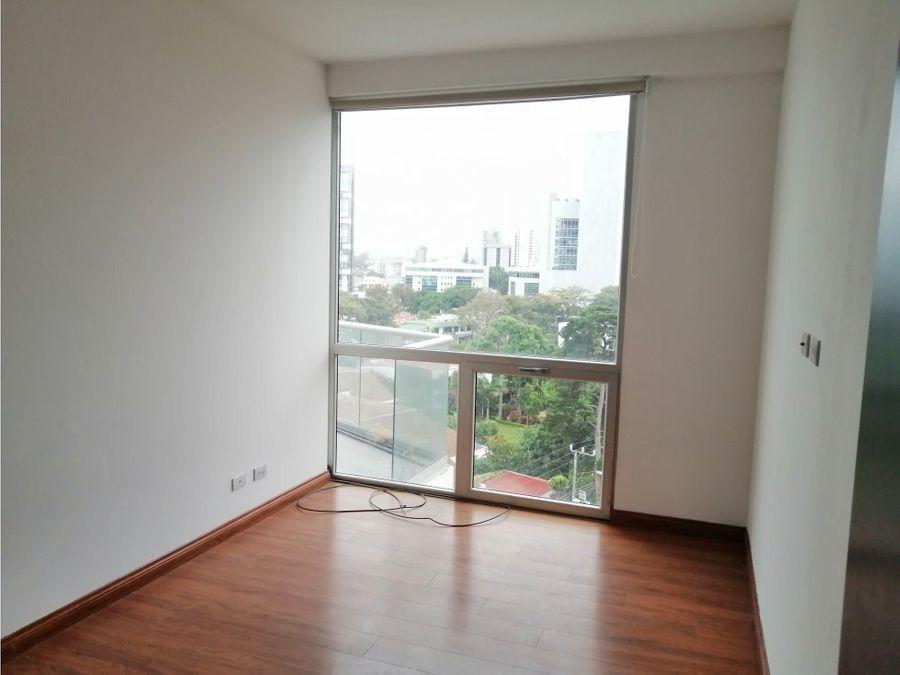apartamento en rohrmoser la mejor ubicacion v0327
