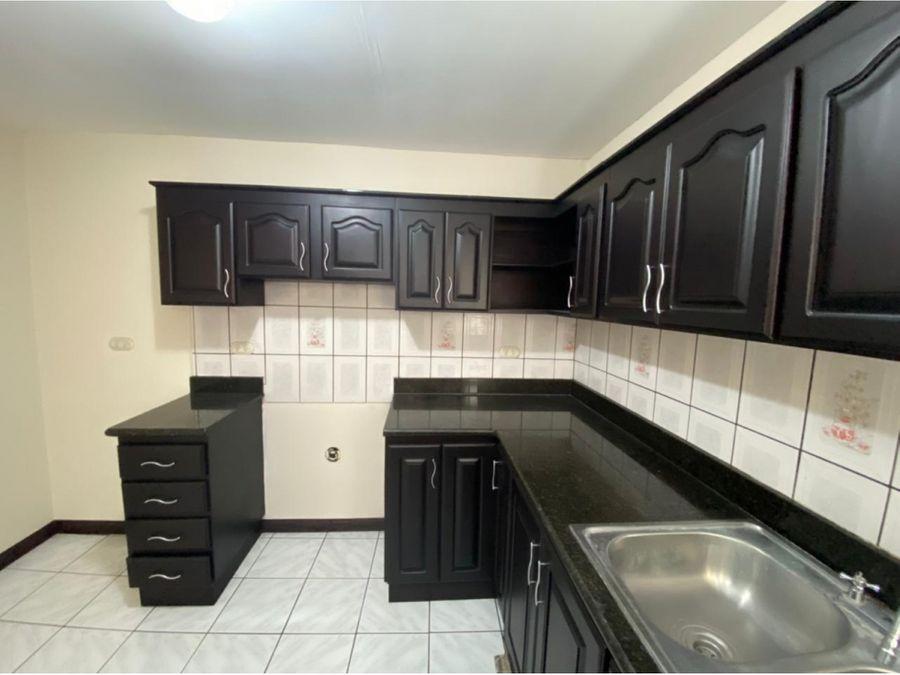apartamento en rohrmoser amplio seguro a1191