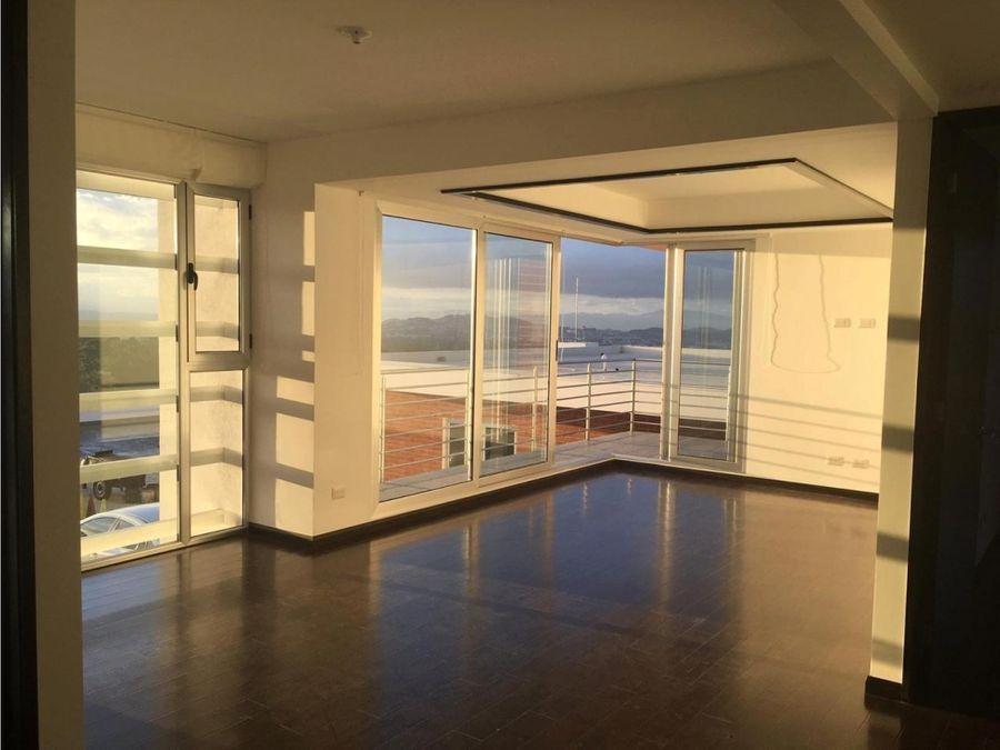 apartamento en renta edificio nueva caledonia zona 16