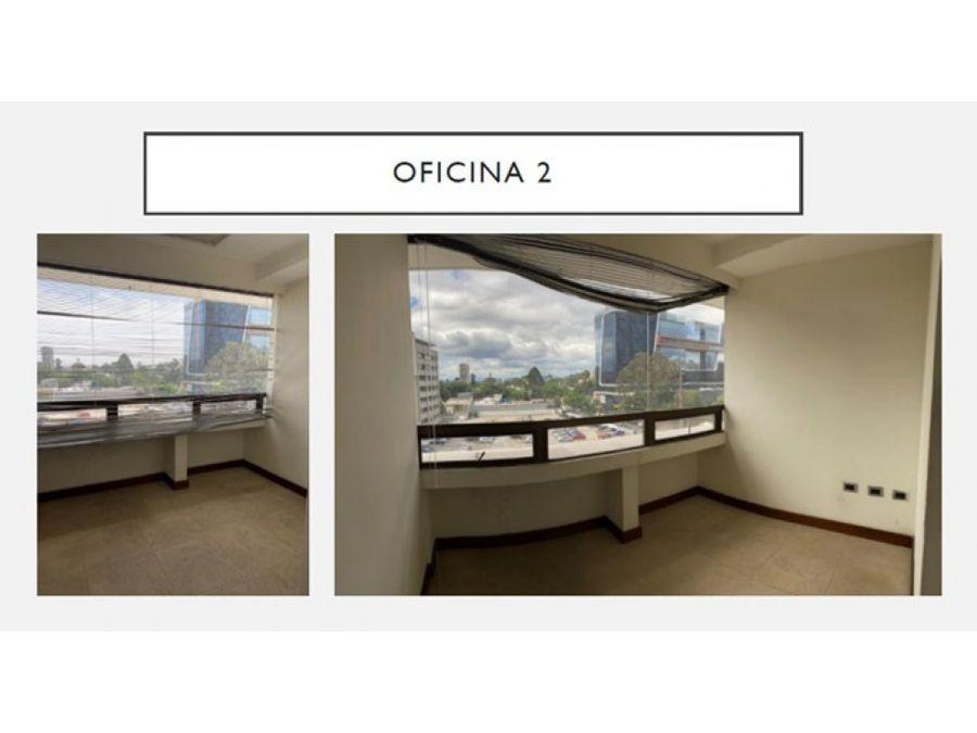 oficina en alquiler edificio geminis 10