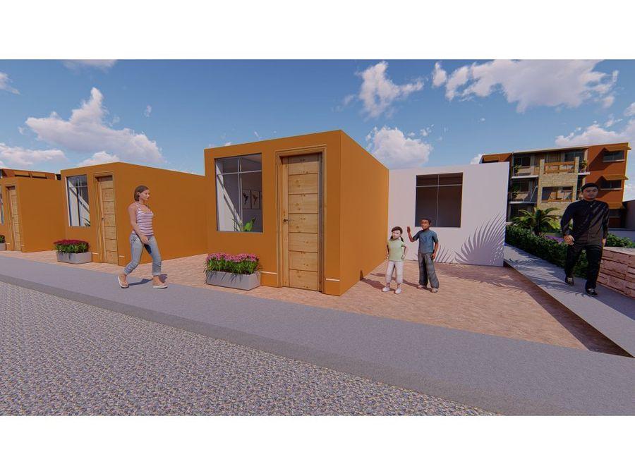 se vende casas en pre venta sunampe