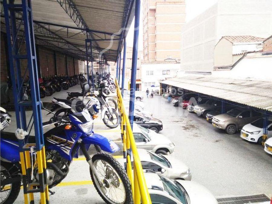 parqueadero en venta zona centro medellin