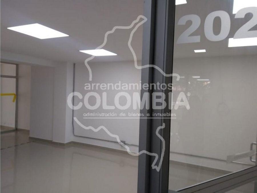 oficina en arriendo suramericana medellin