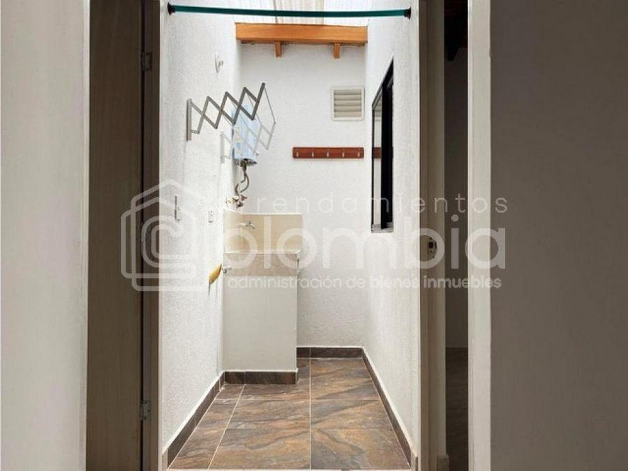 apartamento duplex en arriendo alcala envigado